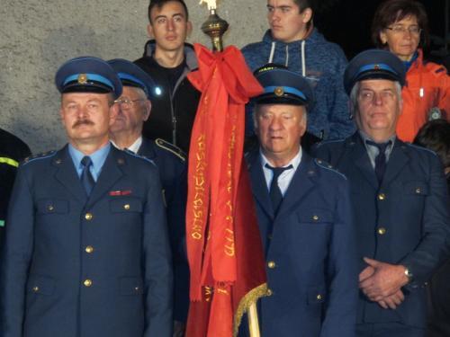 Obec Šumiac dostala zreparované hasičské auto - 15