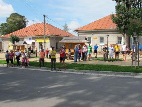 Slávnostné otvorenie avysvätenie náučeného chodníka vŠumiaci. Nultý ročník duatlonu - 24
