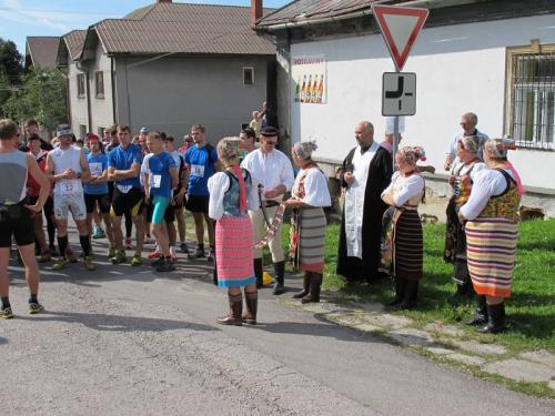Slávnostné otvorenie avysvätenie náučeného chodníka vŠumiaci. Nultý ročník duatlonu - 26