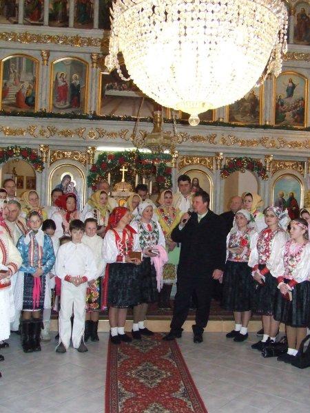 Vianoce podKralovou holou 2007- Maria Cupkova - 4