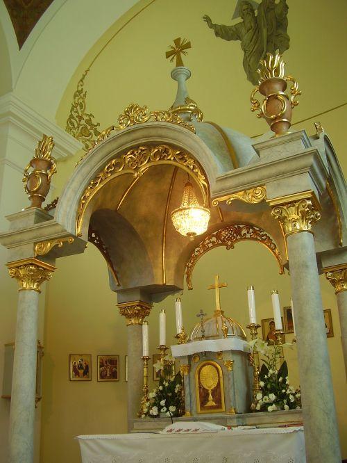 Kostol - Chram porekonstrukcii - 4