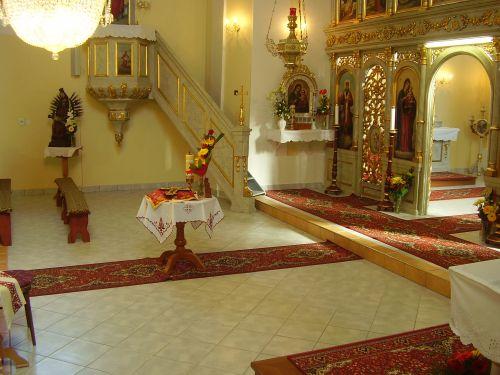 Kostol - Chram porekonstrukcii - 9