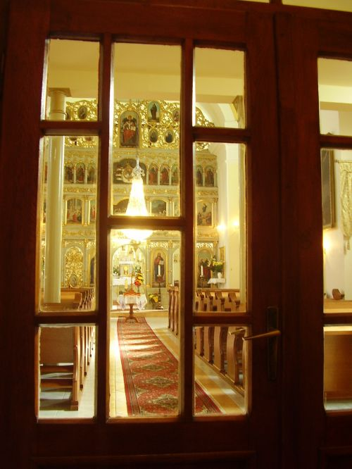 Kostol - Chram porekonstrukcii - 16