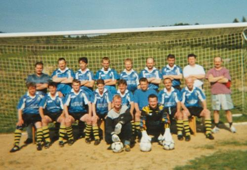 Futbalove druzstvo - 3