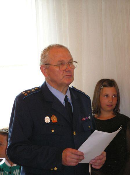 80 rokov hasici - 2